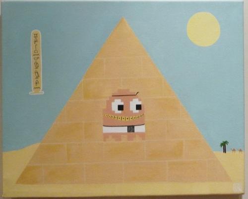 Ghostankamon, le voyage en Egypte